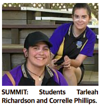 Queensland students heading to Canberra (News Mail, Bundaberg)